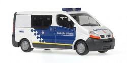 Renault Trafic Guardia Urbana Barcelona