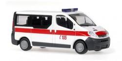 Opel Vivaro Rode Kruis Belgien