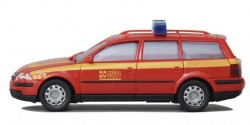 VW Passat ASB Ärztlicher Notdienst