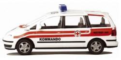 VW Sharan ÖRK Kommandowagen