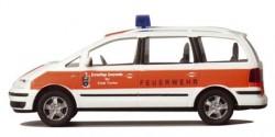 VW Sharan Feuerwehr Norden