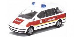 VW Sharan NEF Feuerwehr Brandenburg