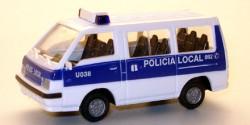 Mitsubishi L300 Policia Local Spanien