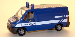 Citroen Jumper Polizei Slowenien