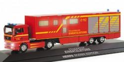 MAN TGA XL Koffer-Sattelzug ELW 3 Feuerwehr