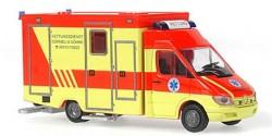 Mercedes Benz Sprinter RTW Rettungsdienst Corneli Mainz