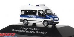 Ford Transit MTW Bereitschaftspolizei Bremen