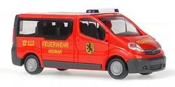 Opel Vivaro MTW Feuerwehr Weimar