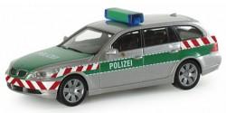 BMW 5er touring Autobahnpolizei Berlin