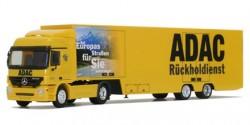 Mercedes Benz Actros L02 Koffer-Sattelzug ADAC Rückholdienst