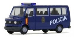 Mercedes Benz 207D Policia Spanien