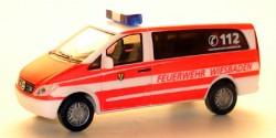 Mercedes Benz Vito ELW Feuerwehr Wiesbaden