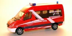 Mercedes Benz Sprinter MTW Werkfeuerwehr DaimlerChrysler AG Werk Untertürkheim