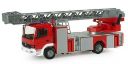 Mercedes Benz Atego DLK 23/12 Feuerwehr unbedruckt
