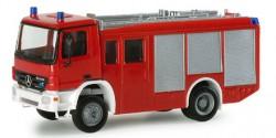 Mercedes Benz Actros S HLF 2000 Feuerwehr unbedruckt