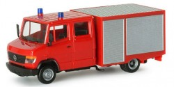 Mercedes Benz Vario TSF-W Feuerwehr unbedruckt