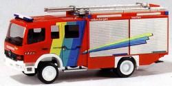 Mercedes Benz Atego LF 16/12 Concept Fire Truck Ziegler
