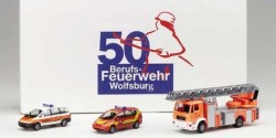 VW Sharan NEF Feuerwehr Wolfsburg
