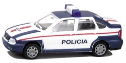 VW Polo Polizei Portugal