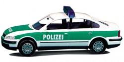 VW Passat Polizei