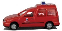 VW Caddy Feuerwehr Plettenberg