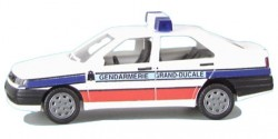 Seat Toledo Gendarmerie Luxemburg