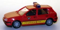 VW Golf IV First Responder Feuerwehr FADS