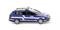 VW Passat Variant THW