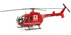 Bo 105 Internationale Flug-Ambulanz IFA