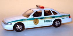 Ford Crown Victoria Miami Dade Police