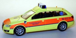 Audi A6 Avant Krankentransport Ost/West