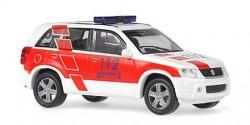 Suzuki Grand Vitara ELW Feuerwehr Wuppertal
