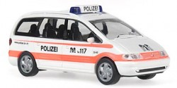 VW Sharan Kantonspolizei Basel-Stadt