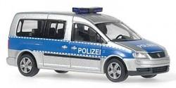 VW Caddy Maxi Polizei