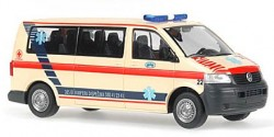 VW T5 KTW Ambulance Vimperk Tschechien