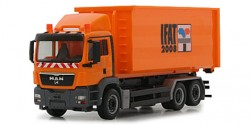 MAN TGS L Muldenkipper-LKW IFAT 2008