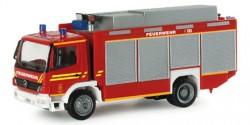 Mercedes Benz Atego Rüstwagen RW2 Feuerwehr München