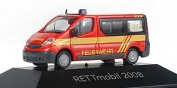 Opel Vivaro MTW Feuerwehr