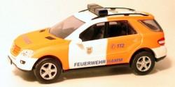 Mercedes Benz M-Klasse NEF Feuerwehr Hamm