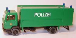 Mercedes Benz Gerätewagen Polizei