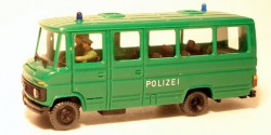 Mercedes Benz L508D GRUKW Polizei