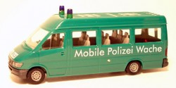 Mercedes Benz Sprinter Mobile Wache Polizei