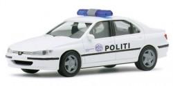Peugeot 406 Polizei Dänemark