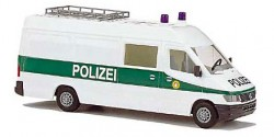 Mercedes Benz Sprinter Polizei Hamburg
