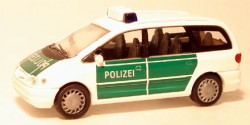 Ford Galaxy Polizei