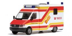 Mercedes Benz Sprinter Strobel ASB Grünstadt