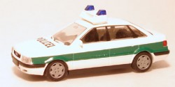 Audi 80 Polizei Bayern