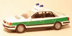 Audi 100 Polizei Bayern