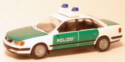 Audi 100 Polizei