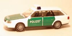 Audi A6 Avant Polizei